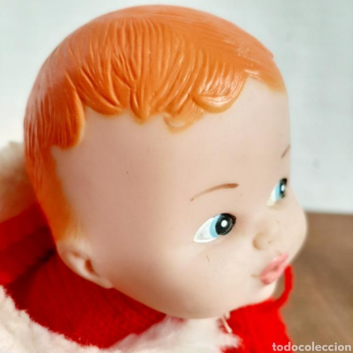 Muñeca española clasica: Antiguo Baby Bebé andador a cuerda / Feber / Muñeco gateador / Funciona - Foto 5 - 193672598