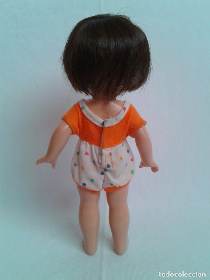 Muñeca española clasica: Mono pantalón para muñeca tipo mariquita perez pequeña o similar - Foto 3 - 193713425