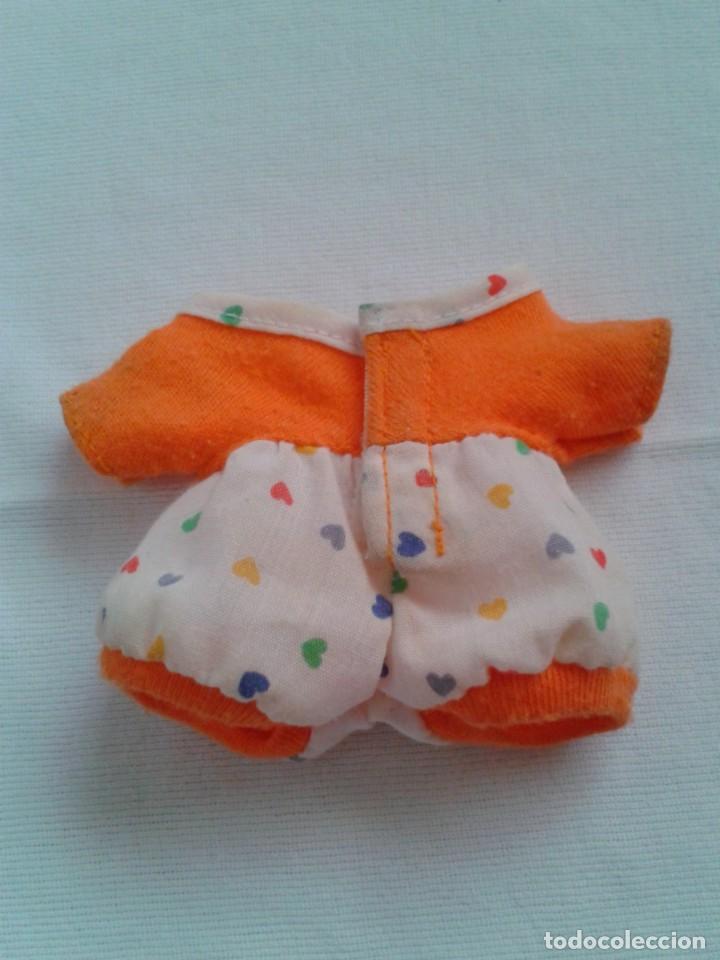 Muñeca española clasica: Mono pantalón para muñeca tipo mariquita perez pequeña o similar - Foto 5 - 193713425