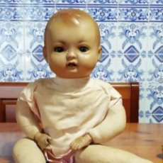 Muñeca española clasica: MUÑECO DE LOS AÑOS 30 !!!!. Lote 193715798
