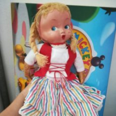 Muñeca española clasica: MUÑECA ANTIGUA AÑOS 50?. Lote 193762347