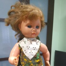 Muñeca española clasica: ANTIGUA MUÑECA CLASICA. Lote 194216315