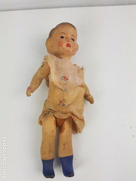 Muñeca española clasica: muñeca pepona antigua - Foto 2 - 194343258