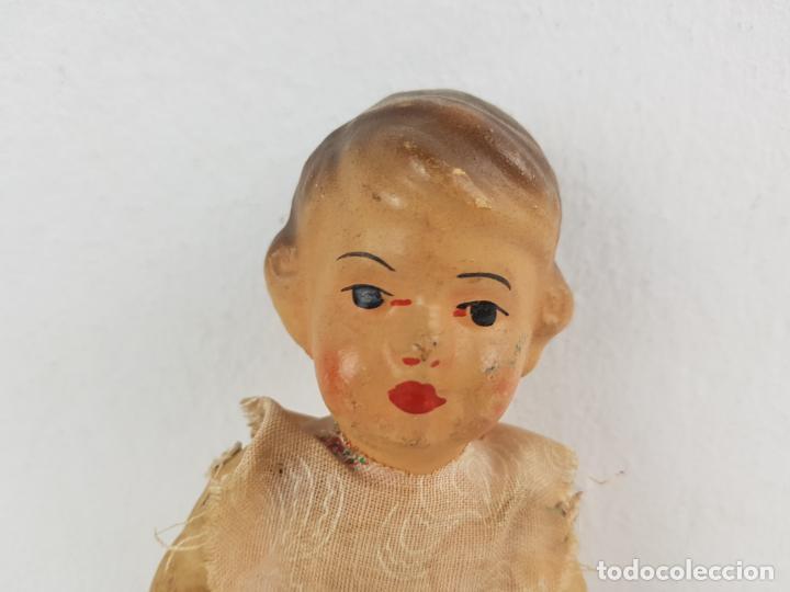 Muñeca española clasica: muñeca pepona antigua - Foto 3 - 194343258