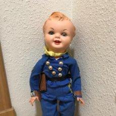 Muñeca española clasica: MUÑECO DE FAMOSA PESCAILLA AÑOS 50 MUY DIFICIL MIRA FOTOS Y DESCRIPCION. Lote 194389955