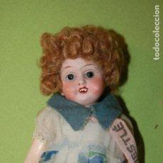 Muñeca española clasica: MUÑECA OBSEQUIO NESTLÉ. Lote 194678580
