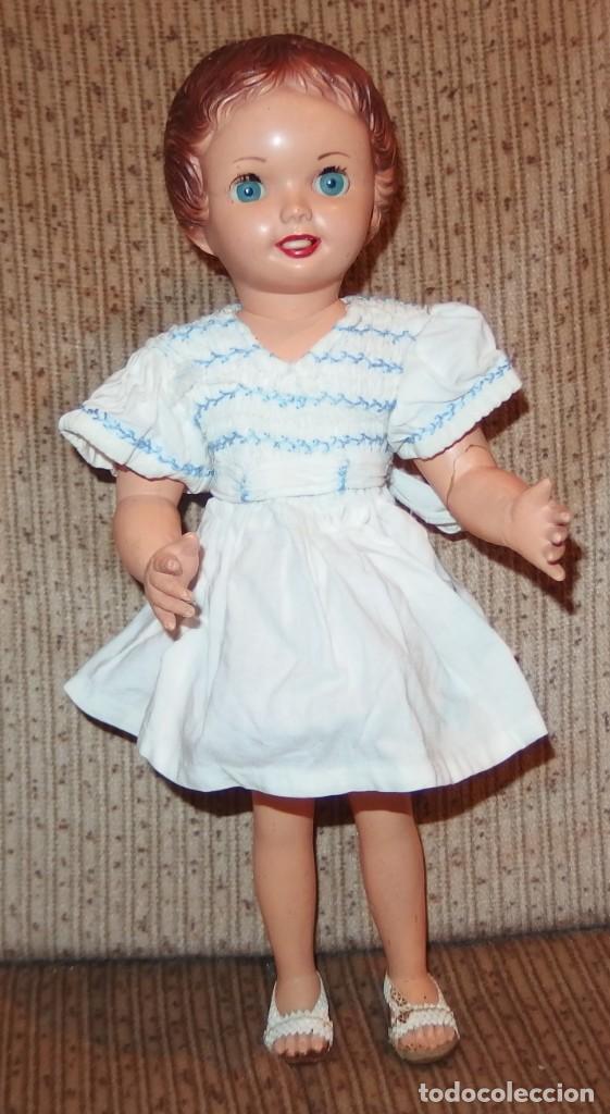 Muñeca española clasica: BONITA MUÑECA DE CELULOIDE,AÑOS 50 - Foto 2 - 194869260