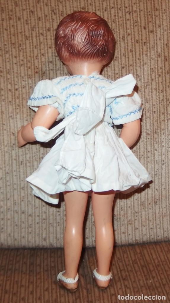 Muñeca española clasica: BONITA MUÑECA DE CELULOIDE,AÑOS 50 - Foto 3 - 194869260