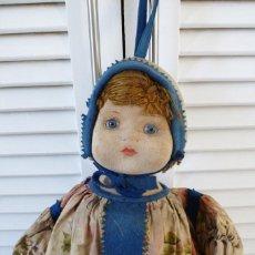 Muñeca española clasica: MUÑECAS PAGÉS MUÑECO BOLSA DE BOUDOIR. Lote 195081730