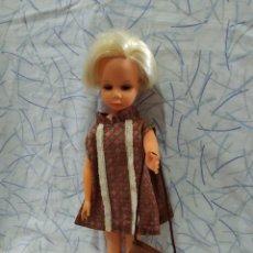 Muñeca española clasica: MUÑECA SIRENITA DE ICSA. Lote 195145495