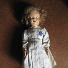 Muñeca española clasica: PRECIOSA MUÑECA DE TRAPO, FIELTRO A CLASIFICAR. Lote 195168921