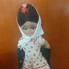 Muñeca española clasica: MUÑECA LINDA PIRULA CASTIZA MADRILEÑA. Lote 195189241