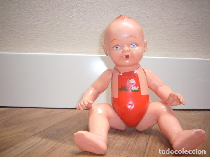 Muñeca española clasica: Muñeco bebé de composición - Foto 2 - 195291208