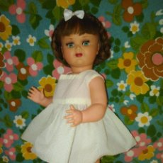 Muñeca española clasica: PRECIOSA MUÑECA MERCEDITAS,DE ICSA. Lote 195333308