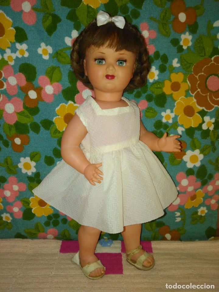 Muñeca española clasica: Preciosa muñeca Merceditas,de Icsa - Foto 2 - 195333308