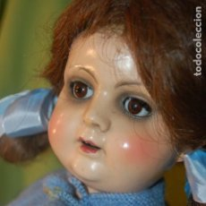 Muñeca española clasica: MUÑECA ESPAÑOLA ANDADORA. Lote 195415083