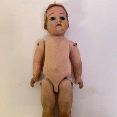 Muñeca española clasica: MUÑECAS DE PORCELANA. Lote 195435630