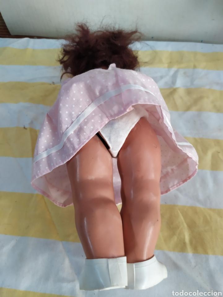 Muñeca española clasica: Antigua muñeca de composición - Foto 4 - 195476503