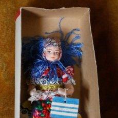 Muñeca española clasica: MUÑECA REGIONAL EN MUY BUEN ESTADO. Lote 201100970