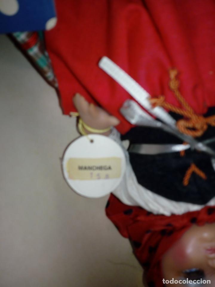 Muñeca española clasica: MUÑECA LINDA PIRULA MANCHEGA - Foto 8 - 70485913