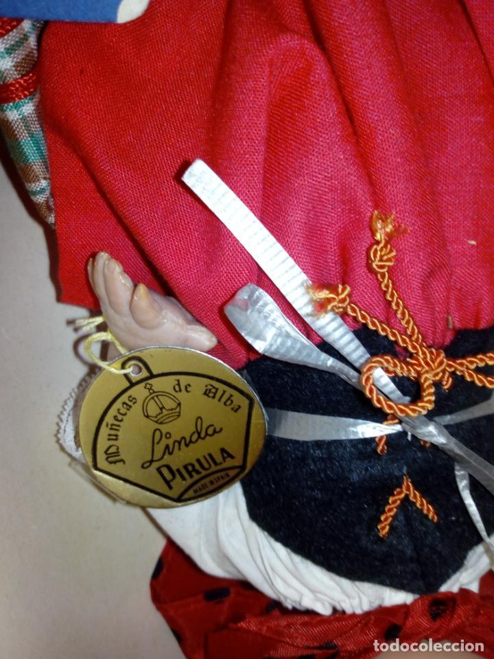 Muñeca española clasica: MUÑECA LINDA PIRULA MANCHEGA - Foto 9 - 70485913