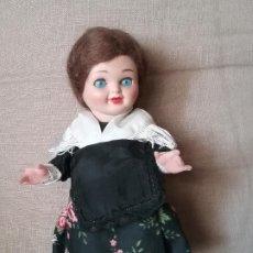 Muñeca española clasica: MUÑECA PEQUEÑA TRAJE REGIONAL. Lote 202846545