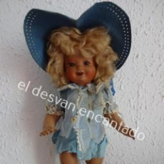 Boneca espanhola clássica: ANTIGUA MUÑECA ESPAÑOLA A IDENTIFICAR. MUY BONITA. MIDE 36 CTMS DE ALTO.. Lote 203169260