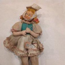 Muñeca española clasica: MUÑECA DE TRAPO KATIA. Lote 203326573