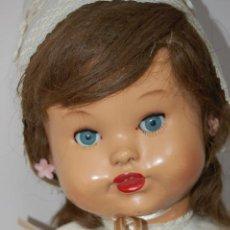 Muñeca española clasica: MUÑECA DE FLORIDO. Lote 204997855