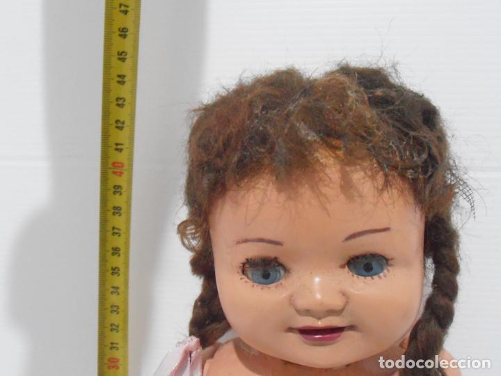 Muñeca española clasica: ANTIGUA MUÑECA ESPAÑOLA, TULSA DE SERAFIN CALVO, AÑOS 50 - Foto 8 - 205123835