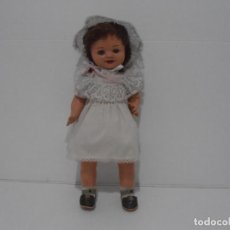 Muñeca española clasica: ANTIGUA MUÑECA ESPAÑOLA, TULSA DE SERAFIN CALVO, AÑOS 50. Lote 205123835