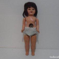 Muñeca española clasica: ANTIGUA MUÑECA ESPAÑOLA, TULSA ANDADORA DE SERAFIN VICENT CALVO, AÑOS 50. Lote 205177897