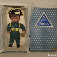Muñeca española clasica: ANTIGUA MUÑECA LINDA PIRULA PIRULO GUARDIA CIVIL DE MUÑECAS DE ALBA - AÑO 1950-60S.. Lote 205283205