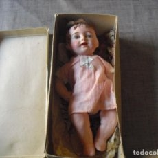 Muñeca española clasica: MUÑECA ANTIGUA PASTA NO SÉ MODELO. Lote 205372411