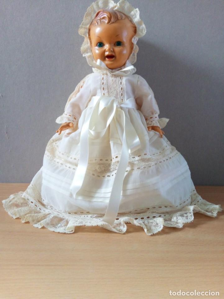 Muñeca española clasica: ANTIGUO MUÑECO DE LOS AÑOS 50 - Foto 2 - 205714705