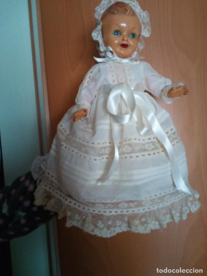 Muñeca española clasica: ANTIGUO MUÑECO DE LOS AÑOS 50 - Foto 8 - 205714705