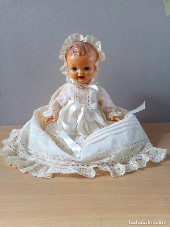 Muñeca española clasica: ANTIGUO MUÑECO DE LOS AÑOS 50 - Foto 11 - 205714705