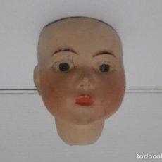 Muñeca española clasica: MUÑECA CABEZA PORCELANA MARCADA EN LA NUCA N 2. Lote 206163628