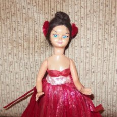 Muñeca española clasica: MUÑECA HAWAINA,CREACIONES ANTONIETA,FINALES AÑOS 50. Lote 206304655