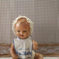 Muñeca española clasica: MUÑECO NANIN DE DIANA AÑOS 50. Lote 206949012