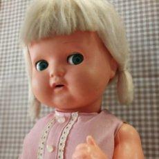 Muñeca española clasica: MUÑECA CUCHITINA DE FLORIDO AÑOS 50. Lote 207096078