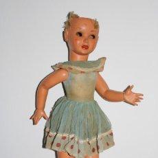 Muñeca española clasica: ANTIGUA MUÑECA DIANA DE FAMOSA ANDADORA, NECESSITA PELO Y OJOS. Lote 207322438