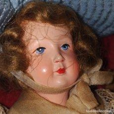 Muñeca española clasica: MUÑECA. CELULOIDE. VESTIDO DE TAFETÁN. EUROPA. SIGLOS XIX-XX. Lote 207841221