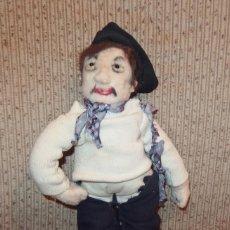 Muñeca española clasica: MUÑECO CANTINFLAS,MARIO MORENO,AÑOS 50. Lote 209009732