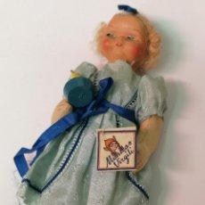 Muñeca española clasica: MUÑECA ANTIGUA DE MUÑECAS VIRGILI. Lote 209027435
