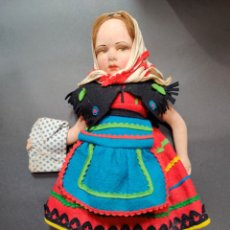 Muñeca española clasica: MUÑECA TIPO LENCI, TAF, NATI O PAGÉS. Lote 209259205