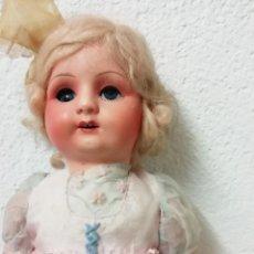 Boneca espanhola clássica: MUÑECA CARTÓN-PIEDRA. Lote 209936130