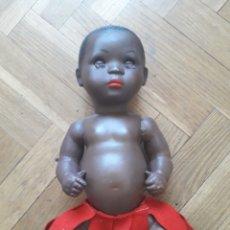 Muñeca española clasica: MUÑECA DIANA NEGRA CELULOIDE VER FOTOS AÑOS 50 60 BIMBO?. Lote 210105182