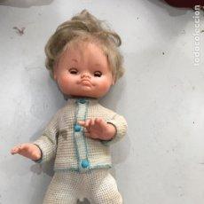 Muñeca española clasica: MUÑECA ANTIGUA ESPONJOSA. Lote 210303183