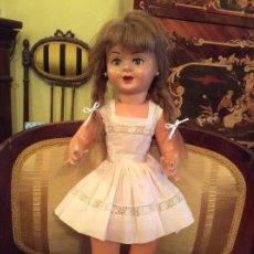 Muñeca española clasica: ESPECTACULAR MUÑECA TERESIN AÑOS 50. Lote 210580702